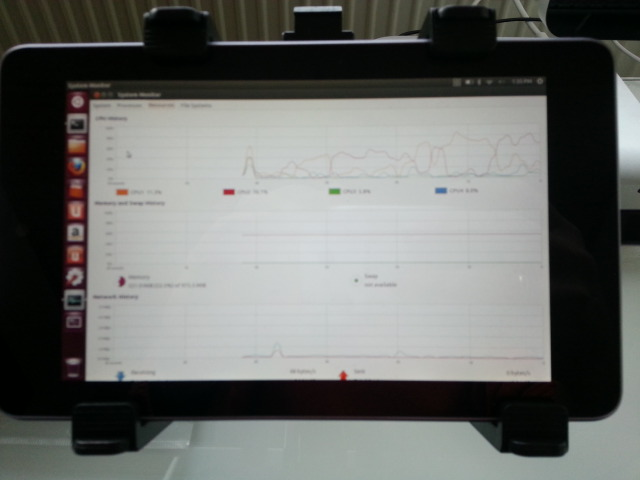 Nexus 7 with Ubuntu 12 04 | Steve Blog